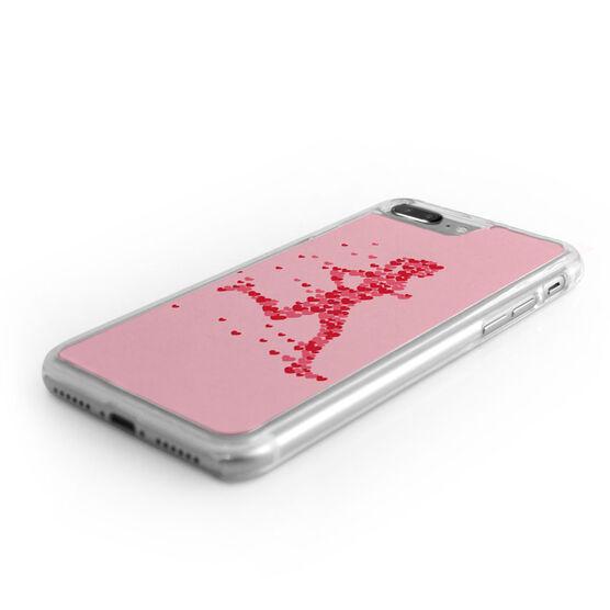 Running iPhone® Case - Heartfelt Run