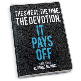GoneForaRun Running Journal The Sweat The Time The Devotion