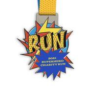 Virtual Race - Superhero Charity Run 5K (2021)