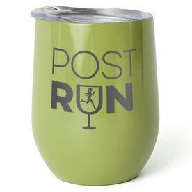 Running Stainless Steel Wine Tumbler - Post Run