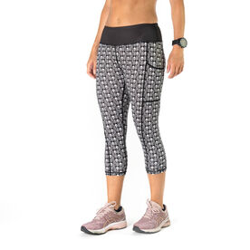 Running Performance Capris - Good Bones