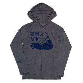Women's Running Lightweight Hoodie - Run ACK