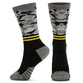 Socrates® Mid-Calf Performance Socks - Let's Do This