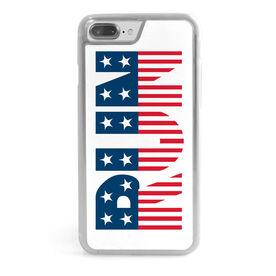 Running iPhone® Case - Run Patriotic