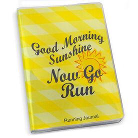 GoneForaRun Running Journal - Good Morning Sunshine