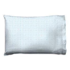 Running Pillowcase - Squares Pattern
