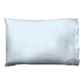 Running Pillowcase - Squares Pattern
