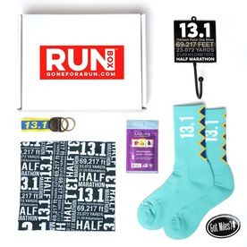 RUNBOX® Gift Set – Half Marathon 13.1 (II)