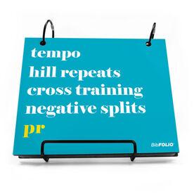 BibFOLIO® Race Bib Album - PR Mantra