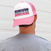 Triathlon Trucker Hat - Destroy