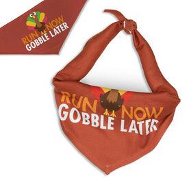 Running Dog Bandana - Run Now Gobble Later™ - SS