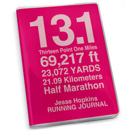 GoneForaRun Running Journal - 13.1 Math Miles
