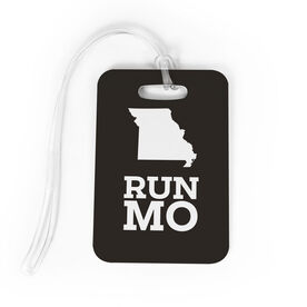 Bag/Luggage Tag Missouri State Runner