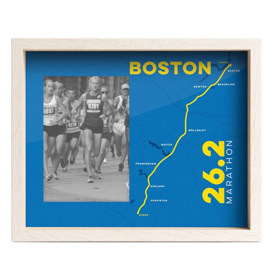 Running Premier Frame - Boston 26.2 Marathon