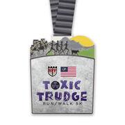 Virtual Race - Toxic Trudge Run/Walk 5K (2020)