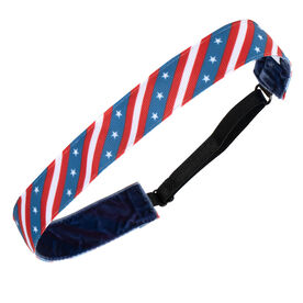 Athletic Juliband Non-Slip Headband - All American