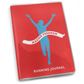 GoneForaRun Running Journal - Personalized Female Runner