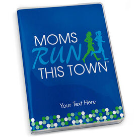 GoneForaRun Running Journal - Moms Run This Town Logo