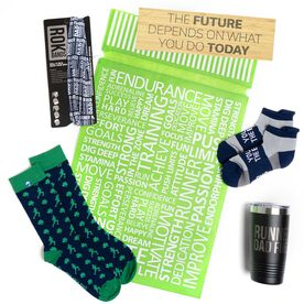 My Awesome Runner Dad - Gift Set