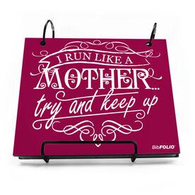 BibFOLIO® Race Bib Album - Like A Mother