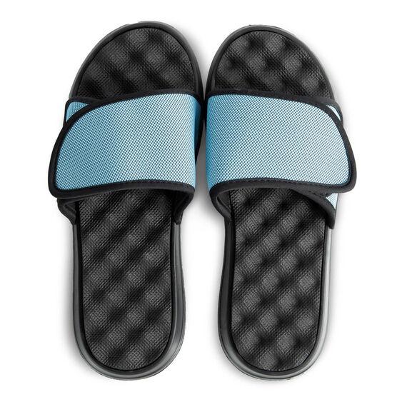 PR SOLES® Premier Adjustable Strap Recovery Slide Sandals (CAROLINA)