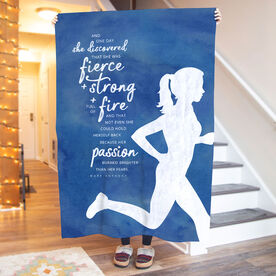 Running Premium Blanket - And One Day