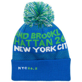 Running Knit Hat - New York 26.2