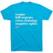 Running Short Sleeve T-Shirt - Run Mantra PR