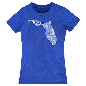 Women's Everyday Runners Tee Florida State Runner