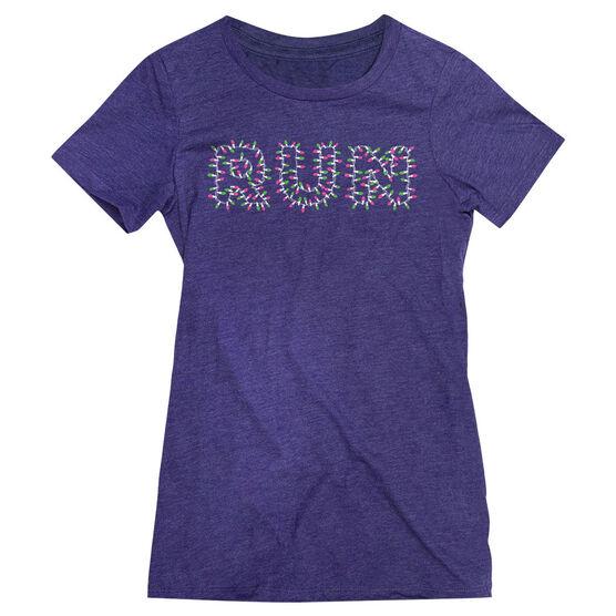 Women's Everyday Runners Tee - Run Lights
