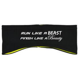 Running Reversible Performance Headband Run Like A Beast Finish Like A Beauty
