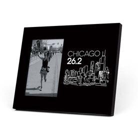 Running Photo Frame - Chicago 26.2