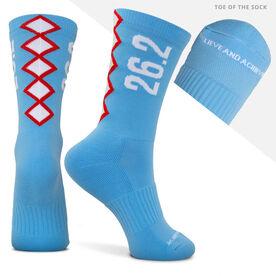 Socrates® Mid-Calf Performance Socks - Marathon