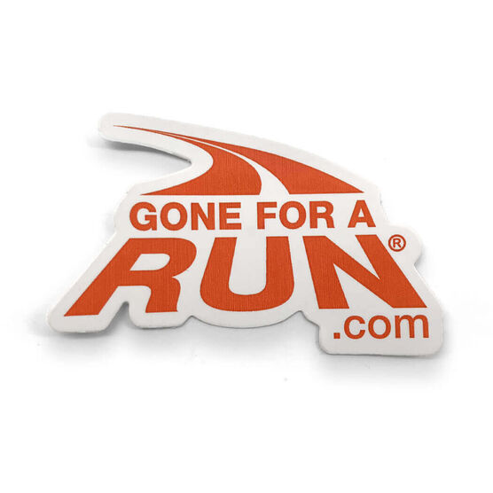 Gone For a Run Sticker Set of 6