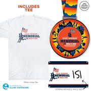 Virtual Race - Illini Veterans Memorial 5K (2021)