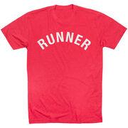 Running Short Sleeve T-Shirt - Runner Arc
