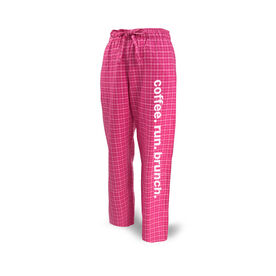 Running Lounge Pants - Coffee Run Brunch