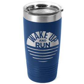 Running 20oz. Double Insulated Tumbler - Wake Up and Run