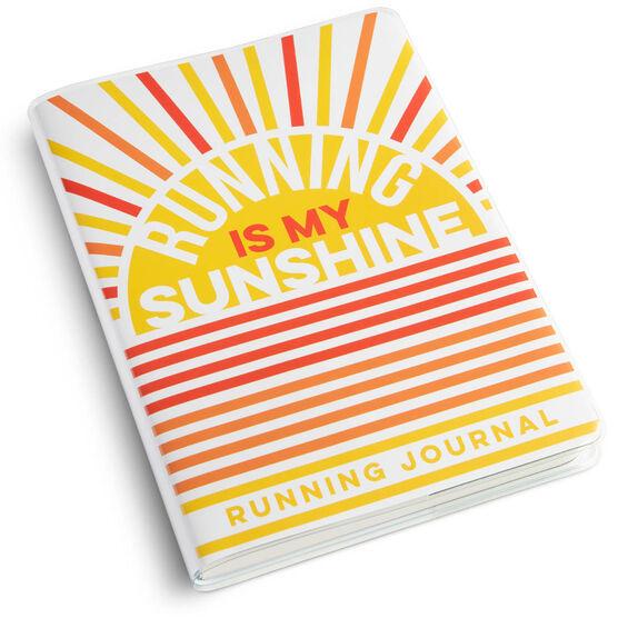 GoneForaRun Running Journal - Running is My Sunshine