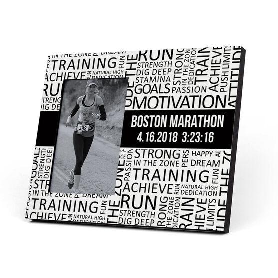 Running Photo Frame - Running Motiviation