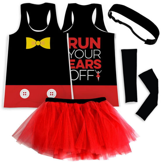 Mister Mouse Running Outfit