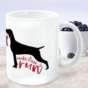 Running Coffee Mug - Make Time To Run
