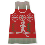 Women's Performance Tank Top - Ugly Sweater