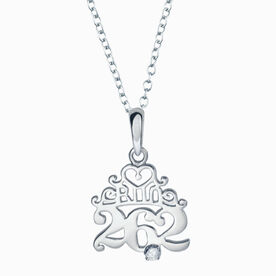 Livia Collection Sterling Silver Princess 26.2 Necklace