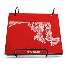 Maryland State Runner BibFOLIO