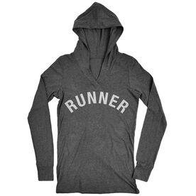 Women's Running Lightweight Performance Hoodie - Runner Arc