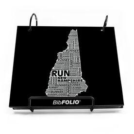 New Hampshire State Runner BibFOLIO