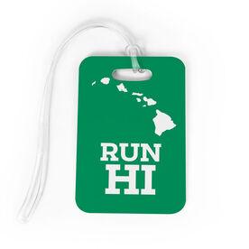 Bag/Luggage Tag Hawaii State Runner