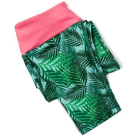 Running Performance Capris - Tropical Vibes