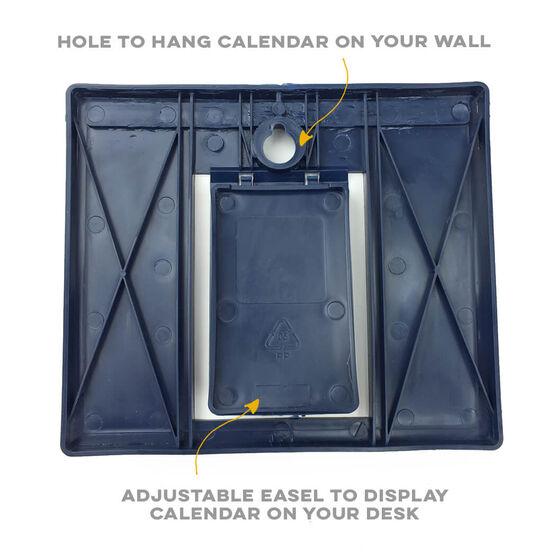 Calendario For Mens 2020.Runner S 2020 Daily Desk Calendar